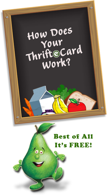 How Does You Thrifte Card Work?